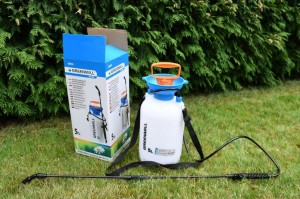 Pressure sprayer with long lance - 5 litres Greenmill
