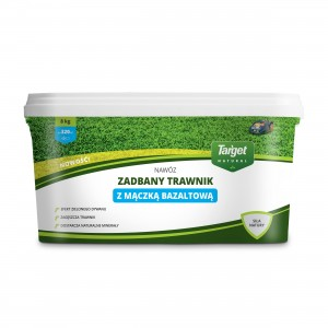 Fertilizer for lawn - With basalt meal - 8 kg Target