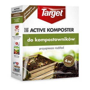 Active Komposter 1 kg speeds up the decomposition of organic matter