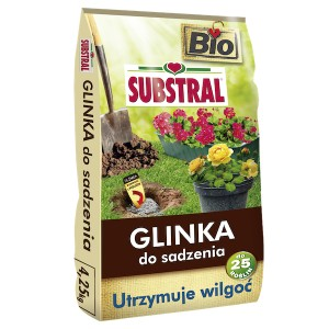 Glinka Do Sadzenia – Bio – 4,25 kg Substral